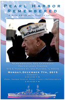 Pearl Harbor Remembrance Ceremony 12.07.15
